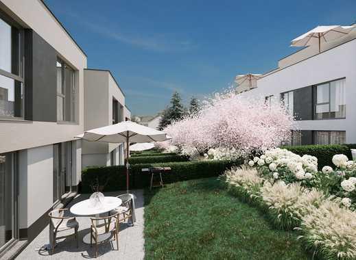 Attraktives Gartenhofhaus mit gehobener Ausstattung und Terrasse in geschmackvoller Umgebung