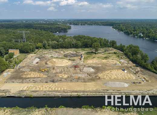 Exklusives Grundstück in erster Reihe an der Havel!