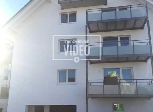 Exklusive 2-Zimmer 1.DG-Wohnung - zentral gelegen in Pfalzgrafenweiler - Whg. 7111
