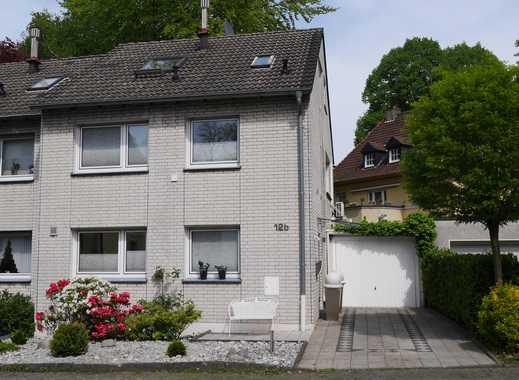LAGE - LAGE - LAGE: DHH in der südlichen Gartenstadt von Dortmund