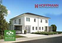Architektenhaus DHH Neubau in KfW40 -