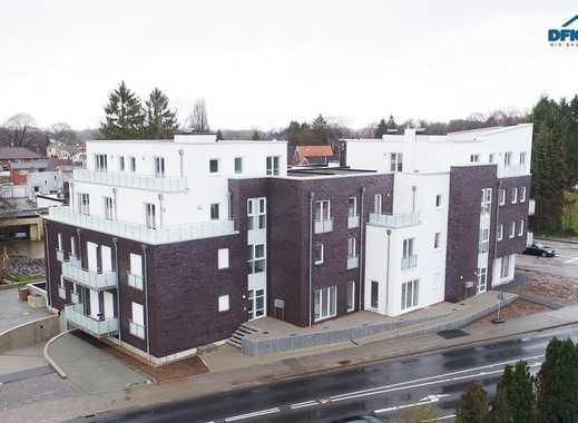neuwertige barrierearme 4-Zimmer-Wohnung mit 2 Terrassen und Tiefgarage in zentraler Lage