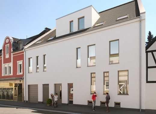 Neubau Eigentumswohnung in Bonn-Friesdorf: Einheit 4, DG, 4-5 Zimmer