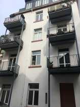 3-Zimmer Altbauwohnung in Frankfurt-Bockenheim