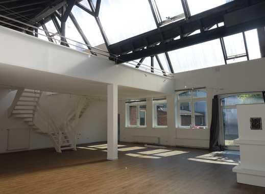 ** Wohnen und arbeiten ** Maisonette- Loft Altstadtnah, ruhig und zentral- Mülheim an der Ruhr