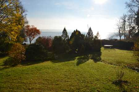 Traumblick und Ruhe - Direkt am Starnberger See in Tutzing
