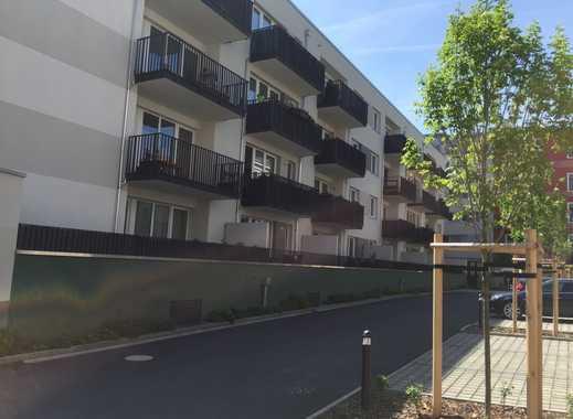 Exclusive 3-Raumwohnung mit Balkon, Aufzug, TG-Stellplatz, barrierefrei