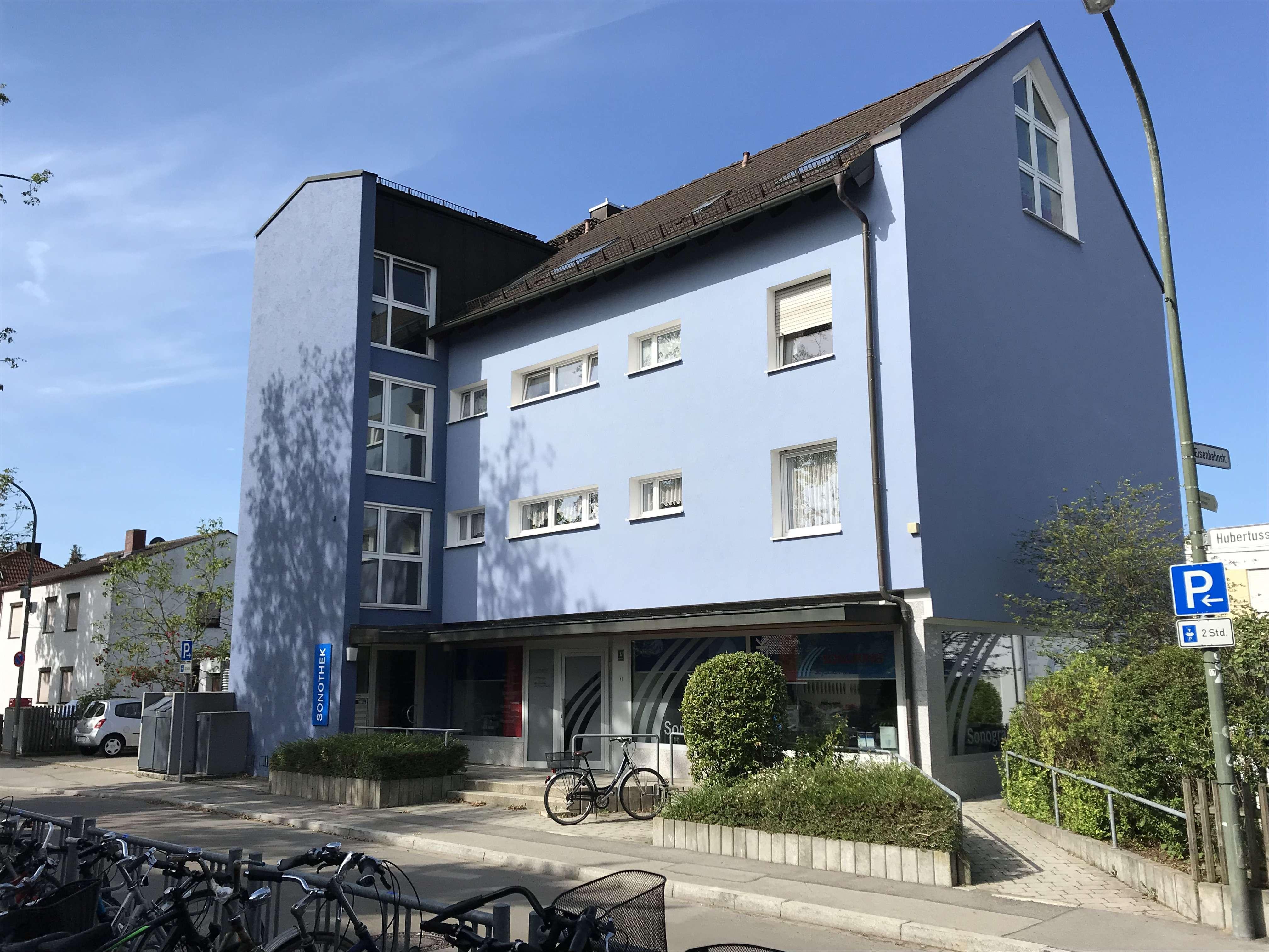 ****Gemütliche 4-Zimmer-Wohnung mit großem Balkon**** in Germering-Harthaus in