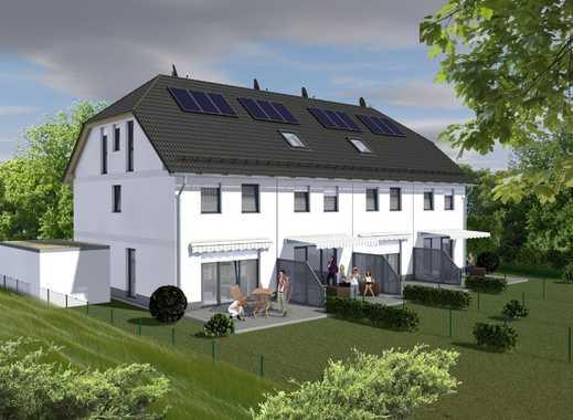 Tolles Neubauprojekt, KfW 55! Reiheneckhaus in herrlicher Wohnlage, Zone 30, Nürnberg-Werderau