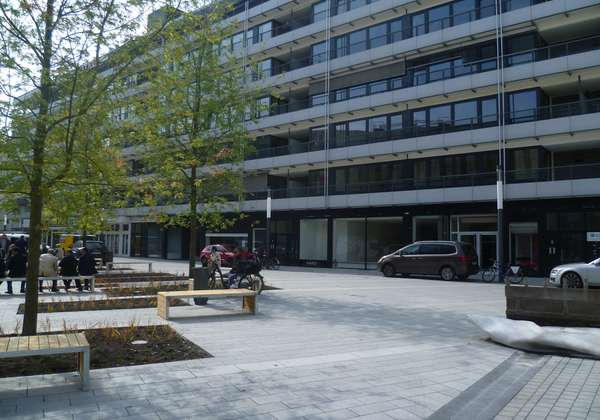 Individuell renovierte Büros gegenüber des Vest-Palais. ab ca. 80 m².
