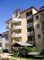 Bild Hübsche 2-Raum-Neubauwohnung mit EBK, Loggia und Tiefgarage in Leutzsch