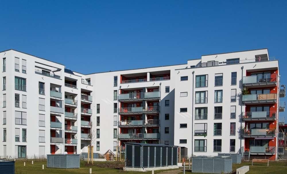 Schicke 4-Zimmer-Wohnung mit Sonnenbalkon! in
