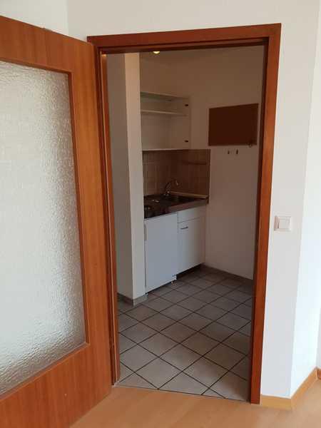 Wir haben Ihr Zuhause!Sehr gepflegte 2-Zimmer Wohnung in ruhiger Lage , ideal für ein  junges Paar! in Hammerstatt/St. Georgen/Burg (Bayreuth)