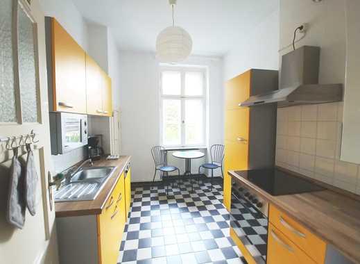 Möbliertes Apartment in gepflegtem Altbau in ruhiger Lage*EBK*Diele