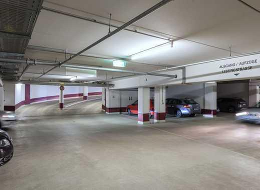 PKW-Stellplätze in Tiefgarage Lessingstr. 1/ Goerdelerring 9 in Leipzig zu vermieten