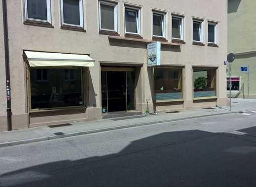Ladengeschäft im Minoritenweg 19 in Regensburg