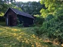 Freizeitgrundstück Waldrand Eckhausee