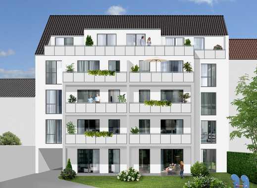 Whg3***NEUBAU***3 Zimmer Wohnung mit großem Balkon in der Stadtmitte
