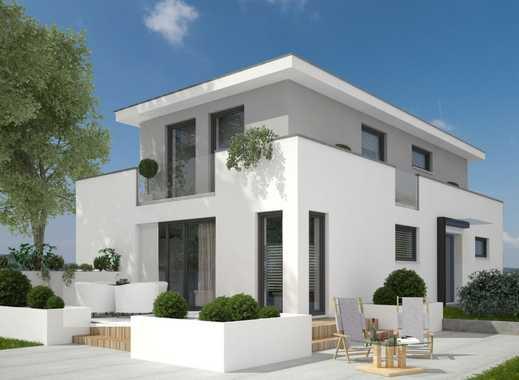 Moderne Stadtvilla! individuelle Anpassung! Keller und Garage möglich!