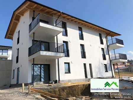 4-Zimmer-Neubauwohnung in Grafenau mit großem Südbalkon.Staatlicher Zuschuss möglich. in Grafenau (Freyung-Grafenau)