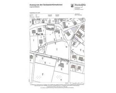 TOP Baugrundstück in Rüscheid in Rüscheid