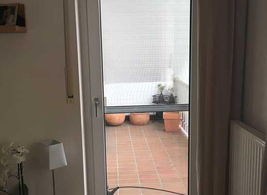 Schöne drei Zimmer Wohnung in Köln, Altstadt & Neustadt-Süd mit Balkon