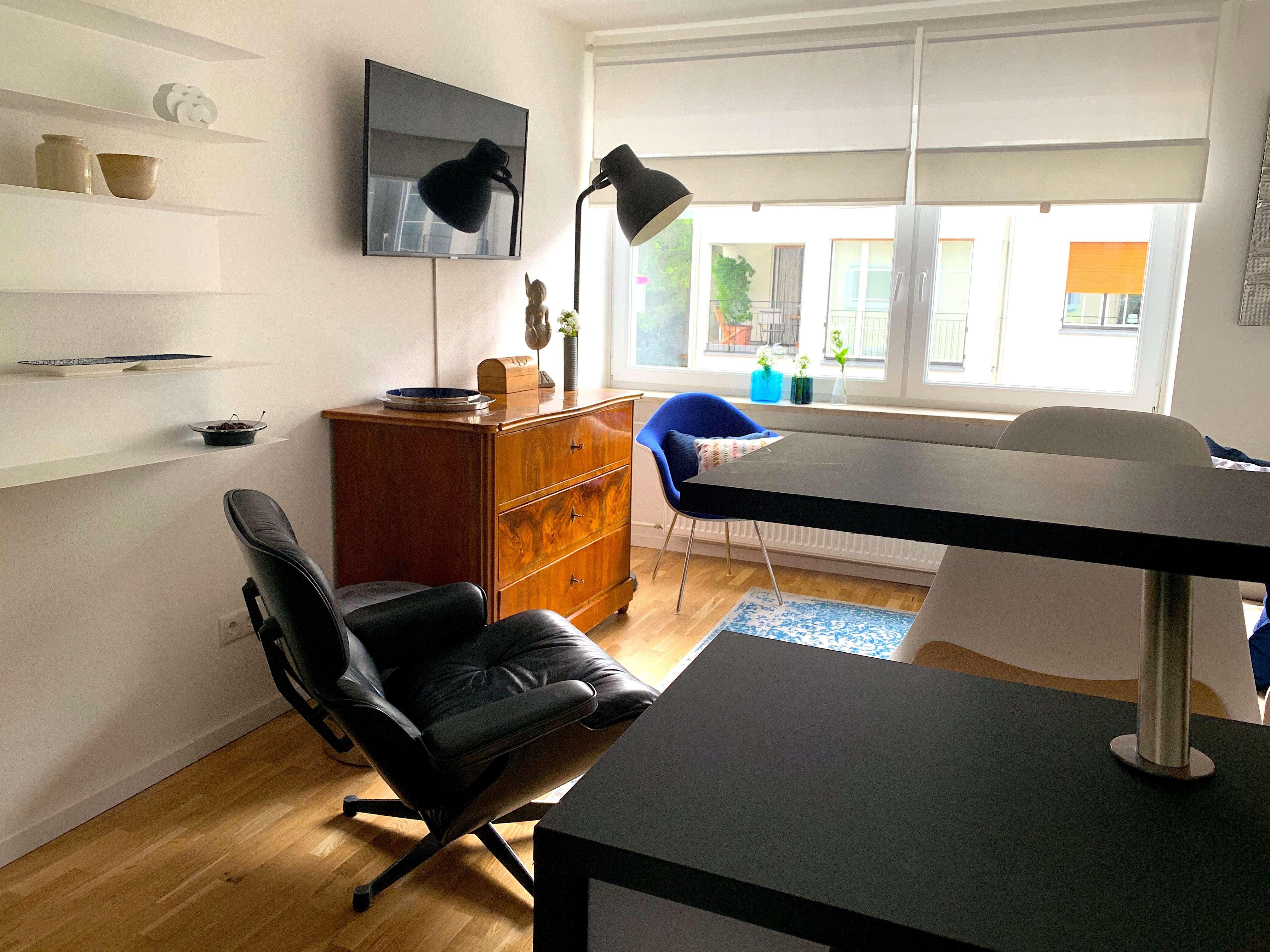 Modernes Apartment neu saniert in Nymphenburg in Neuhausen (München)