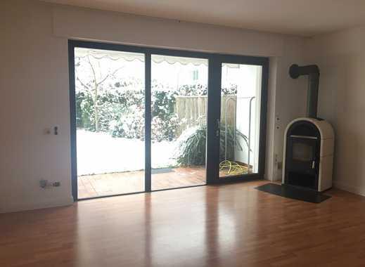 Wunderschöne 60qm Wohnung mit Südterasse und eigenem Garten - perfekte Lage am Waldrand in Bredeney