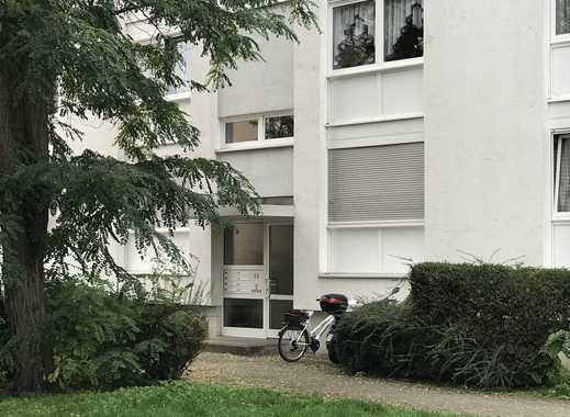 Geräumige 1- Zimmer Wohnung in schönster Lage in Mannheim-Vogelstang
