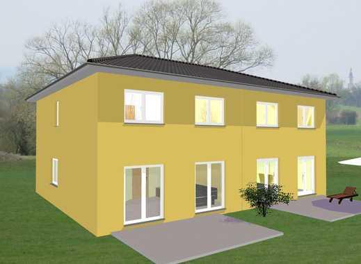 Schöne, geräumige Doppelhaushälfte mit vier Zimmern in Börde (Kreis), Wolmirstedt