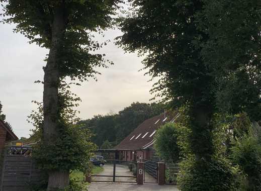 Schöne 3-Zimmer-DG-Wohnung mit Einbauküche in Loxstedt-Düring