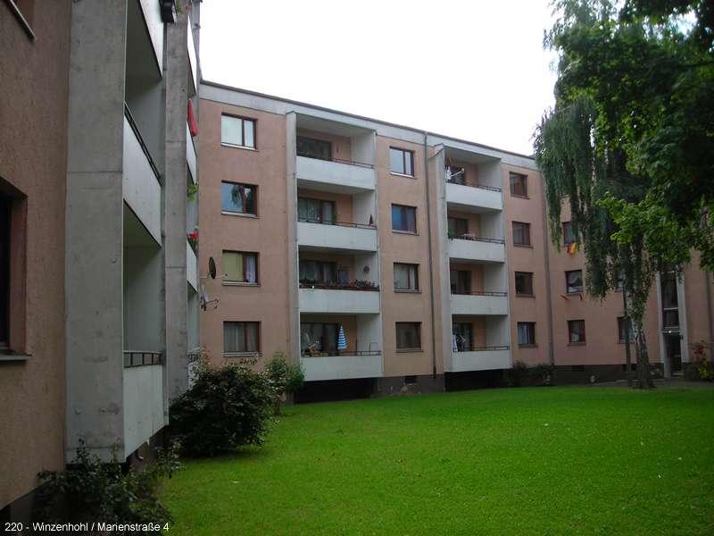 Schöne 1-Zimmer-Wohnung in Hösbach-Winzenhohl in