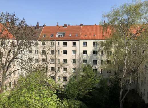Drei Zimmer Traumwohnung im Herzen von Linden mit Balkon!