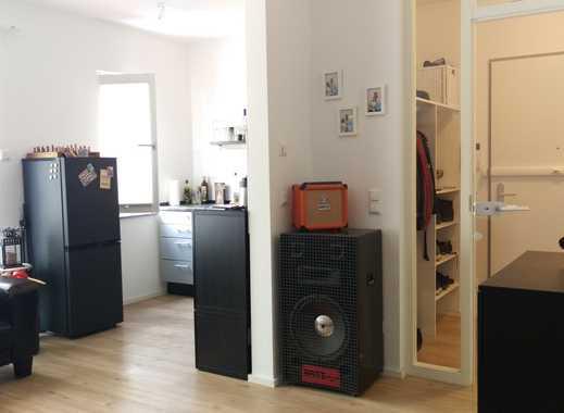 Modernes Einzimmerappartement