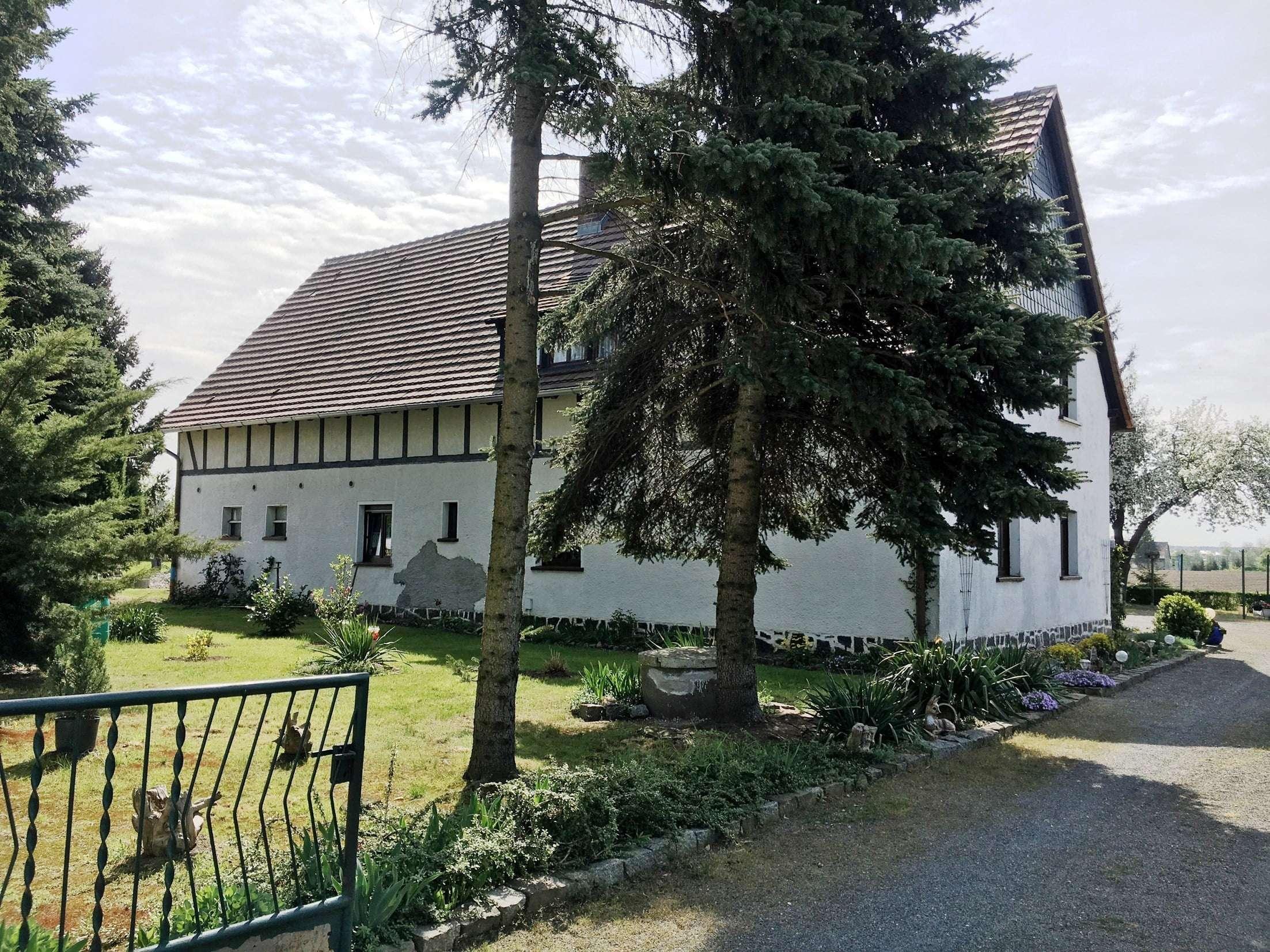 Ehemaliger kleiner Bauernhof in ruhiger Ortsrandlage - Haus zum Kauf in Thiendorf