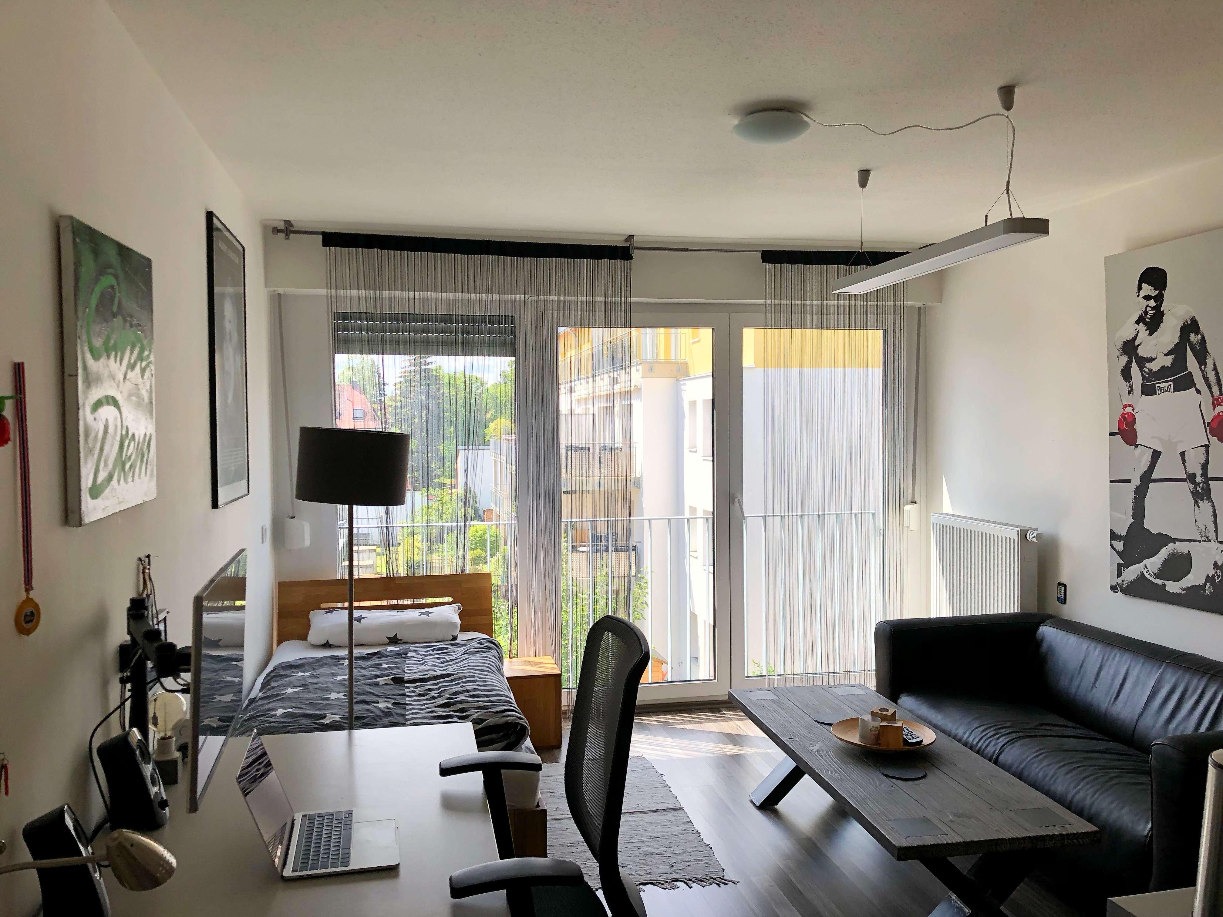 Sehr schönes und helles Appartement im Zentrum Erlangens