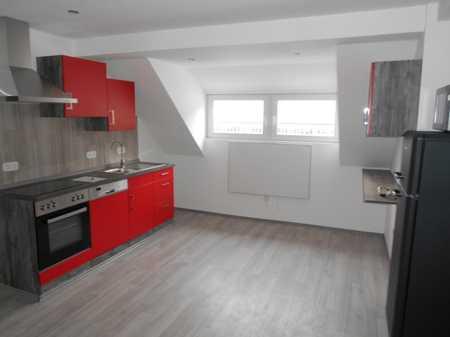 Dachgeschoss -Loftwohnung ca.110 qm in Bad Berneck ! in Bad Berneck im Fichtelgebirge