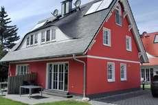 attraktive Doppelhaushälfte für die Ferienvermietung