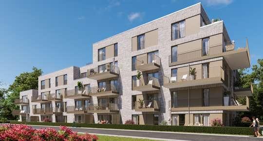 Neue 3-Zimmer Wohnung inkl. Tiefgaragenstellplatz
