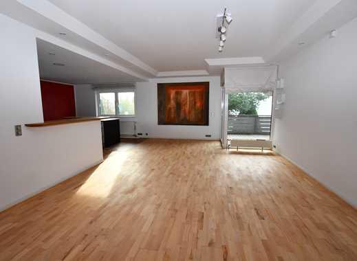 Erftstadt-Liblar! Topmoderne 4-Zimmerwohnung mit großem Balkon u. Gemeinschaftsgarten!