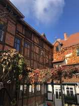 Denkmalgeschützes Fachwerkhaus in Halberstädter Altstadt