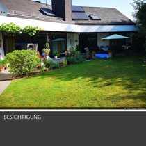 Architektenhaus mit traumhaftem Garten
