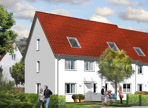 Reihenmittelhaus mit sonnigem Südgarten und großem Wohn-/Essbereich mit ca. 31 m²