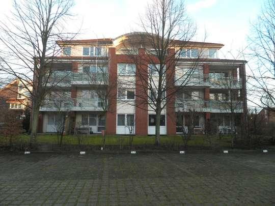 Schöne 2-Zimmer Dachgeschosswohnung mit Terrasse in Gehrden