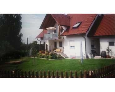 wunderschöne 3 Zimmer-Gartenwohnung in Kutzenhausen