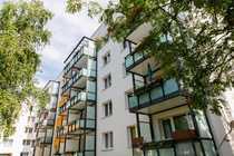 Hereinspaziert Schöne Wohnung mit WBS