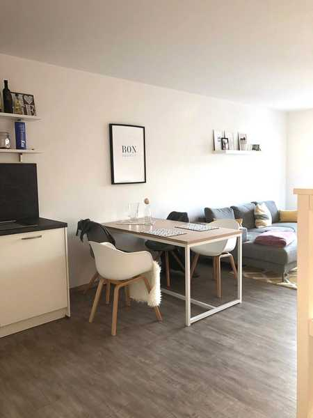 Moderne, 2-Zimmer-Wohnung mit Garten in Arnstorf