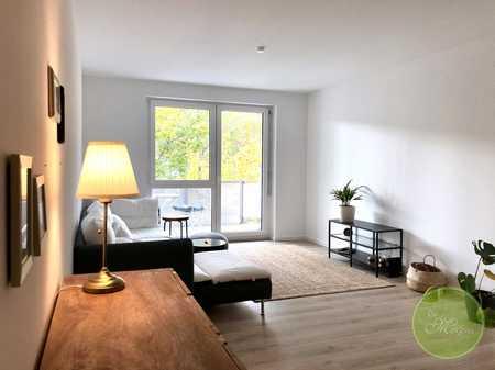 *** ModernART 79 qm *** 3 Zi. Balkon Wohnung ** NEUbau * Fußbodenheizung * Aufzug * Stellplatz ** in Südstadt (Fürth)