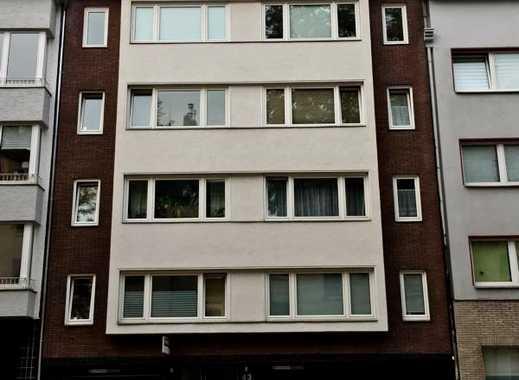 Sanierte Penthousewohnung in ruhiger Lage nähe Rethelstraße von Düsseltal, provisionsfrei