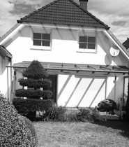 Gepflegtes Einfamilienhaus mit Garten Sauna